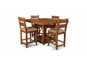 Urban Rustic Dining Table