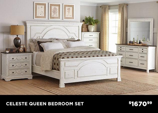 Celeste Bedroom Set