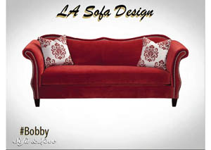 Bobby Sofa and Love Seat