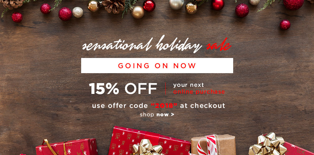 Sensational Holiday Sale