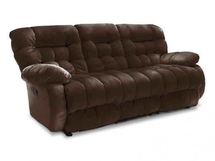 Furniture liquidators home center plusher leather for Liquidation sofa
