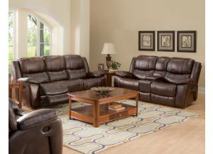 Kenwood Reclining Sofa and Loveseat