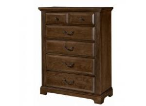 Woodlands Oak Drawer Chest