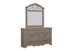 Timber Creek Dresser & Mirror