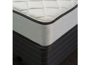 Coral Firm Twin Mattress and Low Profile Foundation