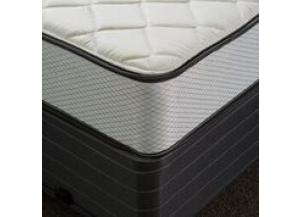 Coral Extra Firm Full Mattress and Low Profile Foundation