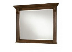 Woodlands Oak Mirror