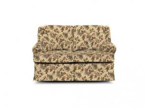 Lucy Spring Traditional Loveseat