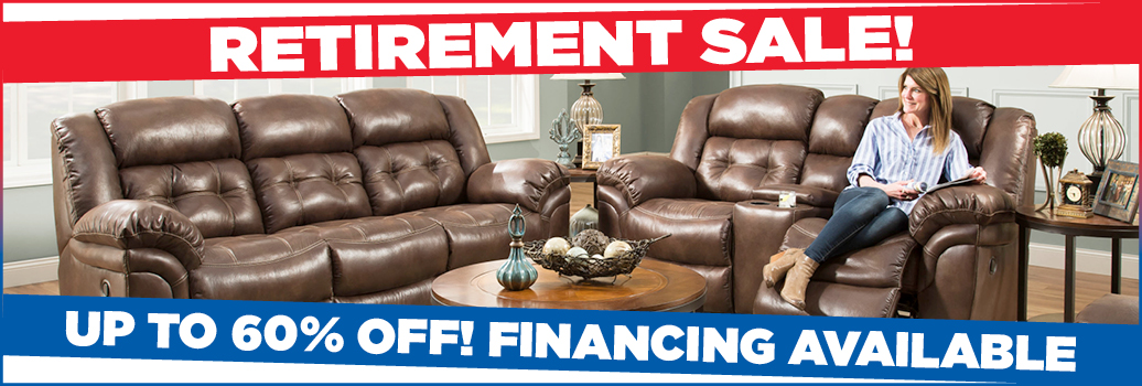 Retirement Sale
