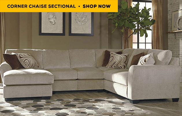 Corner Chaise Sectional