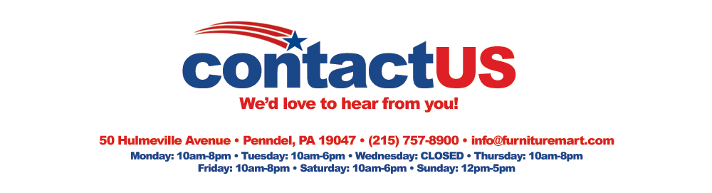 Contact Furniture Mart USA