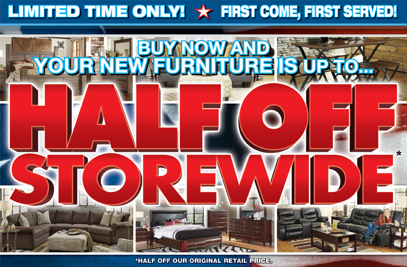 Ashley Furniture Made Affordable Daily At Our Penndel Pa Store