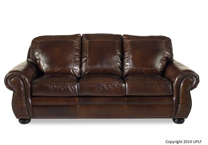 8555 100% Leather Sofa,Usa Premium Leather Furniture