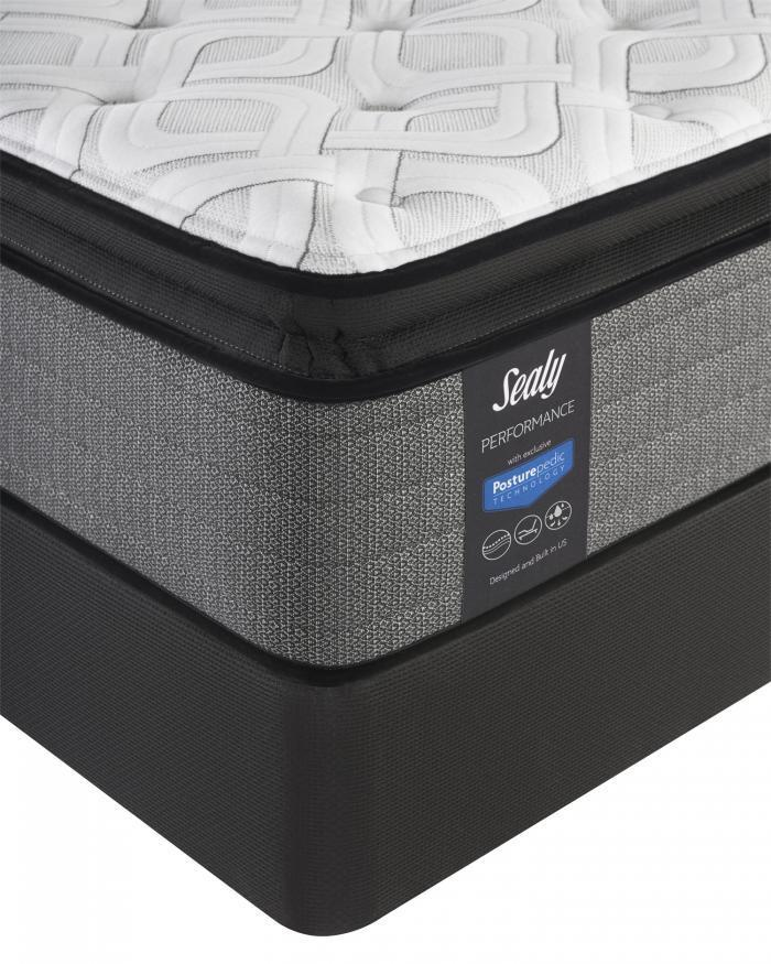 Surprise Cushion Firm Pillowtop Twin Set,Sealy