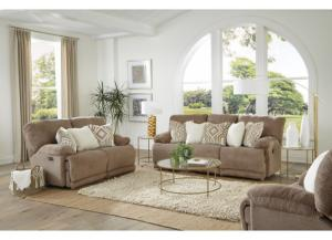 Image for Montego Reclining Sofa and Loveseat