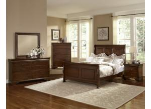 Image for French Market-Queen Sleigh Bedroom Set