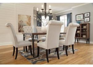 Tripton Table & 4 Chairs