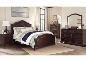 Brulind Queen Bed