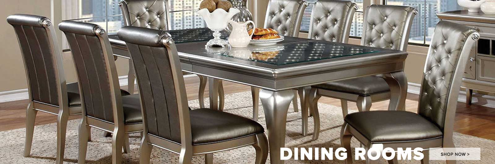 Luxury Dining Room Table Sets In Bronx, NY