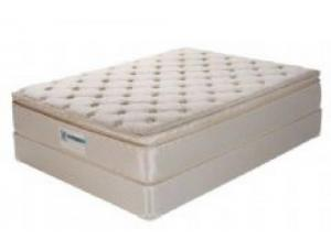 Windemere Queen Pillow Top Mattress and Box Springs
