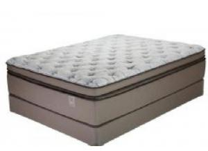 Justice - Pinnacle Full Gel Mattress and Box Spring
