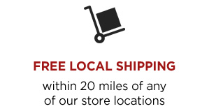 Free Local Shipping
