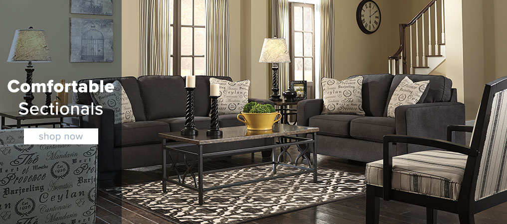 Comfortable Sectionals