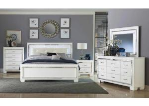 Image for Queen Bed, Dresser, Mirror, Chest & Nightstand