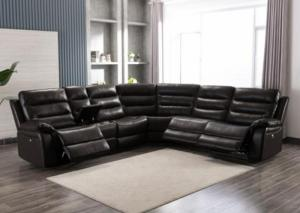 Image for Power Reclining Sectional