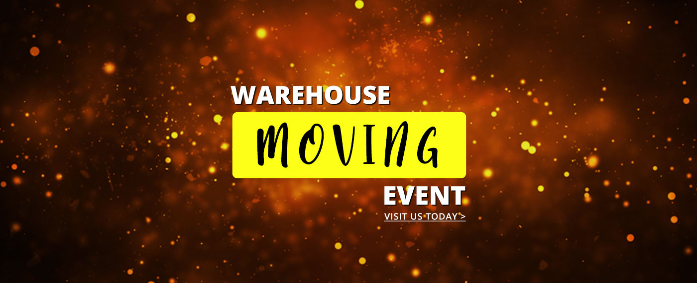 Warehouse Moving Event