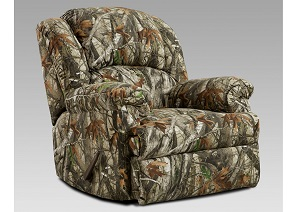 Next Camo Rocker Recliner