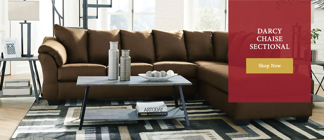 Darcy Chaise Sectional