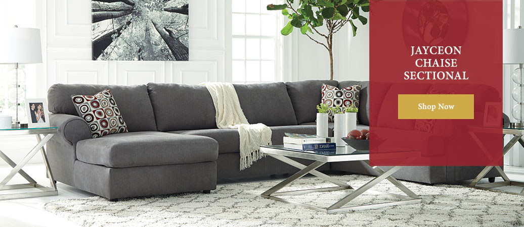 Jayceon Chaise Sectional