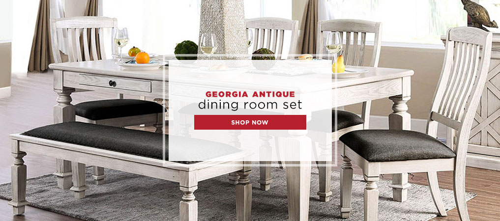 Georgia Antique Dining Room Set