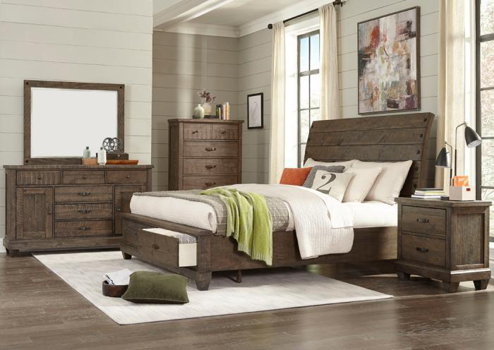 Hunter Bedroom Set by Liberty