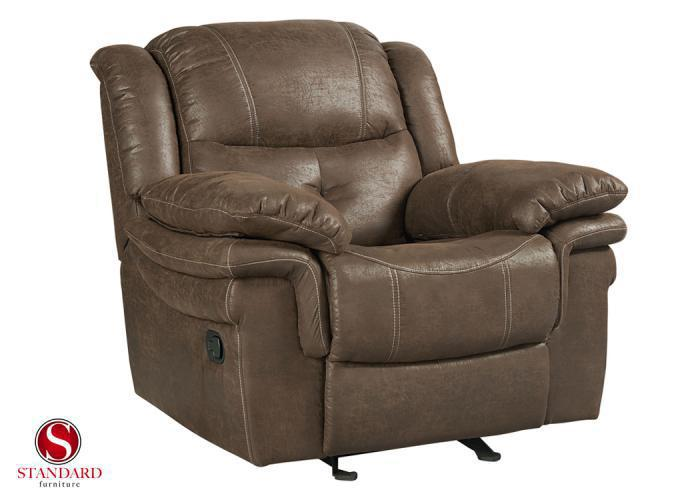 Huxford glider rocker recliner - slate,In-Store Products