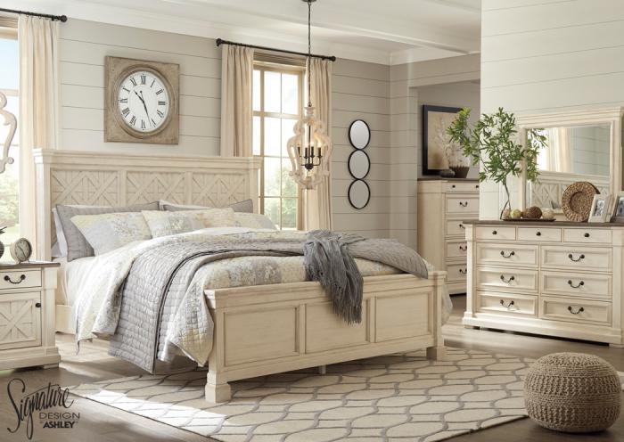 Bolanburg Bedroom Collection from Signature Design by Ashley