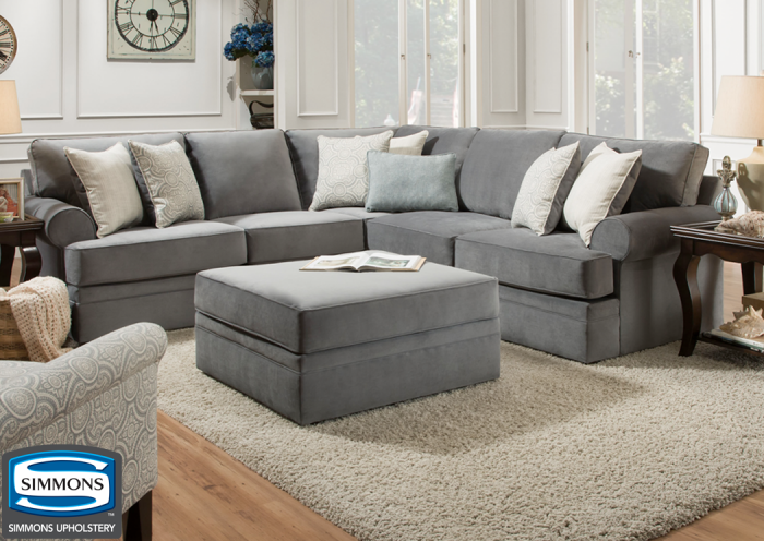 Abbington sectional,In-Store Products