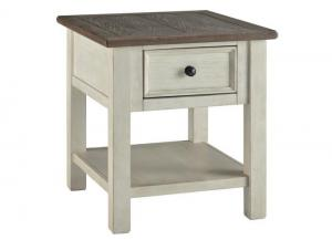 Signature Design by Ashley Bolanburg End Table