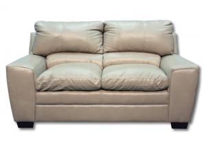 Mystique Loveseat by Simmons Upholstery - ivory