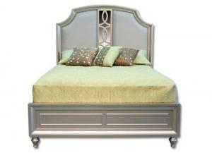 Champagne King Bed