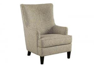 Kieran Wingback Accent Chair
