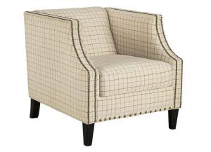 Kieran Low-Back Accent Chair