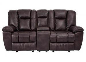 Weston Rocker Reclining Loveseat