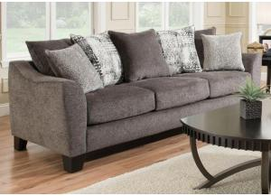 Brand New Pillowback Sofa by Albany