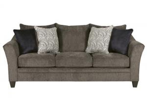 Hudson sofa - pewter