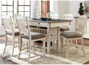 Bolanburg 7 Piece Pub Dining Set