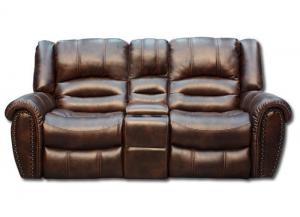 Gannon reclining loveseat