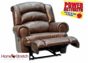 Bradford Power Big and Tall recliner