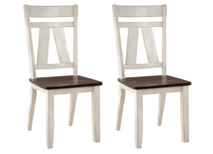 Winslow side chairs